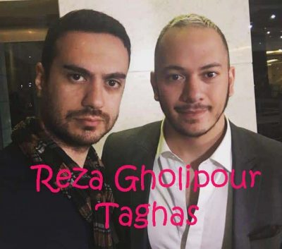 Reza Gholipour – Taghas 400x353 - دانلود آهنگ رضا قلی پور به نام تقاص