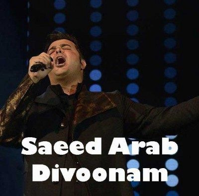 Saeed Arab – Divoonam 400x394 - دانلود آهنگ سعید عرب به نام آره دیوونم