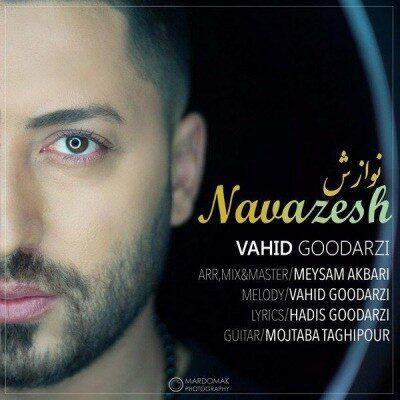 Vahid Goodarzi Navazesh 400x400 - دانلود آهنگ وحید گودرزی به نام نوازش