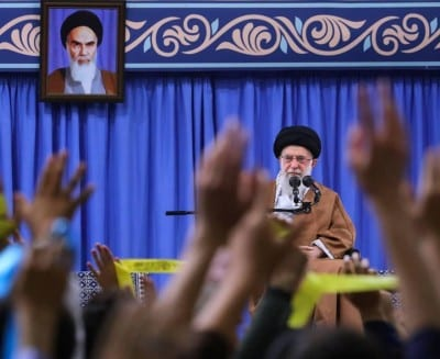 Ayatollah Seyed Ali Khamenei - رهبر حضرت آیتالله حاج سیدعلی حسینی خامنهای