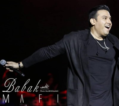 Babak Mafi – Havasam Nist - دانلود اجرای زنده بابک مافی به نام حواسم نیست