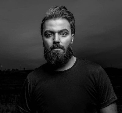 Behzad Aria Bedoone Gham 400x371 - دانلود آهنگ بهزاد آریا حس