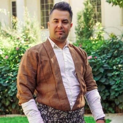 دانلود آهنگ کردی فواد احمدی به نام شیرین