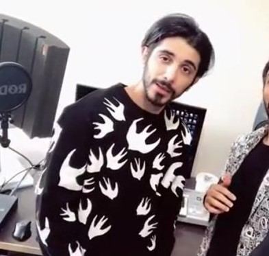 Kasra Zahedi2 - دانلود آهنگ کسری زاهدی به نام چجوری یادت رفت