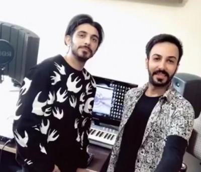 Kasra Zahedi3 - دانلود آهنگ کسری زاهدی به نام جون منی آخه