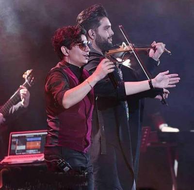 Mohsen Ebrahimzadeh 15 - دانلود آهنگ محسن ابراهیم زاده به نام شبهای دیوونگی