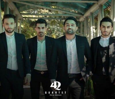 Quartet – Bebin Mano - دانلود ورژن آنپلاگد کوارتت به نام ببین منو