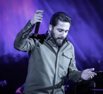 Roozbeh Bemani 2 - دانلود آهنگ روزبه بمانی به نام حالم خوش نیست