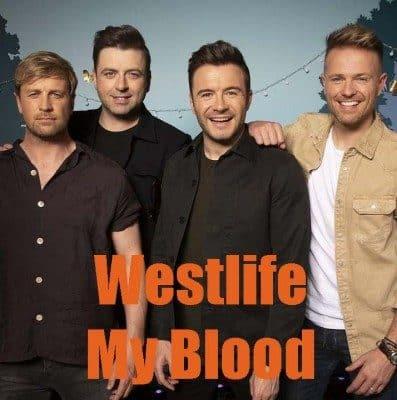 Westlife My Blood 397x400 - دانلود آهنگ خارجی وستلایف به نام My Blood