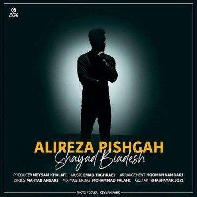 Alireza Pishgah – Shayad Biadeshni 1 400x400 - دانلود آهنگ علیرضا پیشگاه به نام شاید بیادش