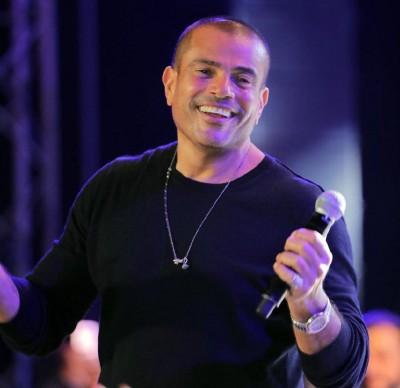 اجرای زنده عمرو دیاب یوم تلات