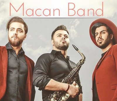 Macan Band 12 - دانلود آهنگ ماکان باند به نام دیوونه بازی