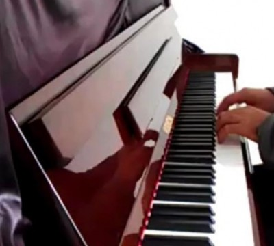Piano - دانلود آهنگ بی کلام سامان به نام Olafur Arnalds(پیانو)