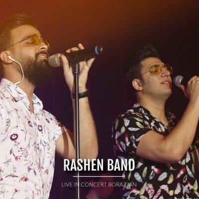 Rashen Band Fayez 400x400 - دانلود آهنگ راشن بند به نام دل دیوونه