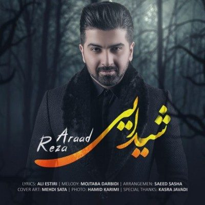 Reza Araad – Sheydaei 1 400x400 - دانلود آهنگ رضا آراد به نام شیدایی