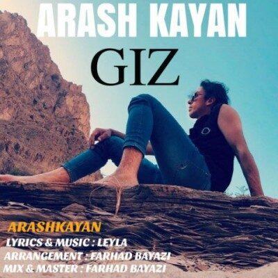 Arash Kayan Giz 400x400 - دانلود آهنگ ترکی آرش کایان به نام قیز