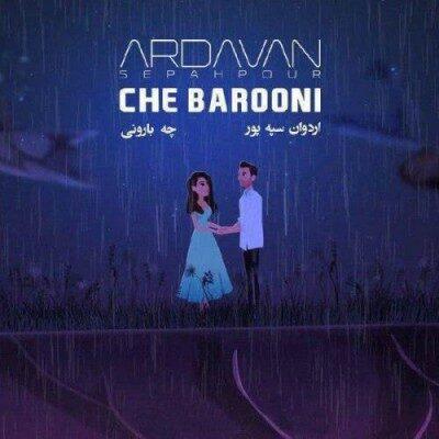 Ardavan Sepahpour 400x400 - دانلود آهنگ اردوان سپه پور به نام چه بارونی