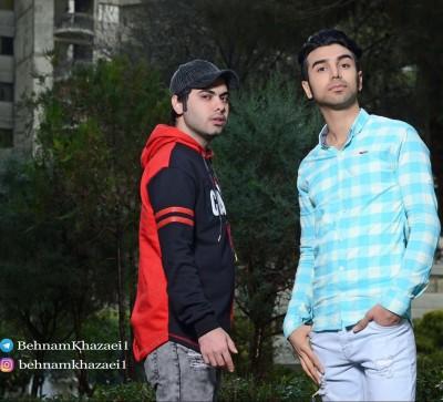 Behnam Khazaei Edeal - دانلود آهنگ بهنام خزایی به نام ایده آل