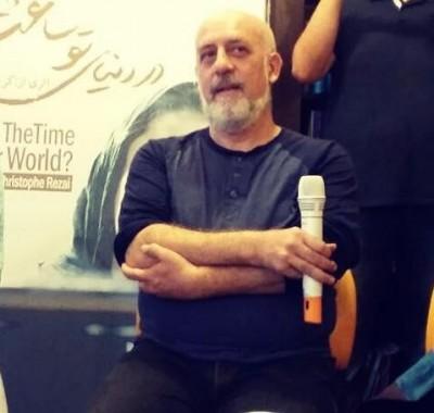 Christophe Rezai - دانلود آهنگ کریستف رضاعی به نام لیلا جان