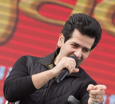Hamid Talebzadeh13 - دانلود آهنگ حمید طالب زاده به نام فقط خودتو عشقه