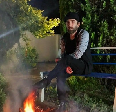Mohammad Hesam 5 - دانلود آهنگ محمد حسام و محسن افشانی به نام بارون دیوونگی
