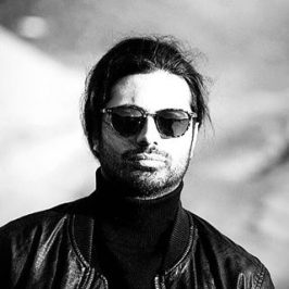 Amin Ghobad – Sedaye To 266x266 - دانلود آلبوم آرش صبور به نام قرص ماه