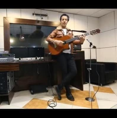 Amir Sinaki Asheghesham - دانلود آهنگ امیر سینکی به نام عاشقشم