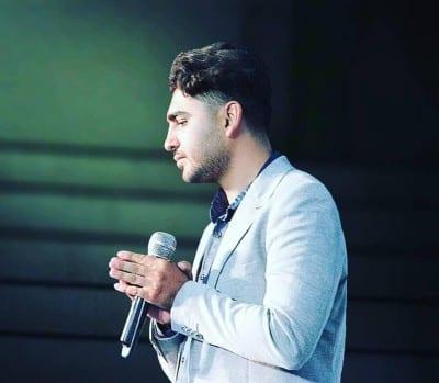 Behnam Hajizadeh Band Bande Delam - دانلود آهنگ بهنام حاجی زاده به نام بند بند دلم