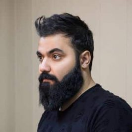 Behzad Aria Ghegh 266x266 - دانلود آهنگ مسعود صادقلو کرونا اومده