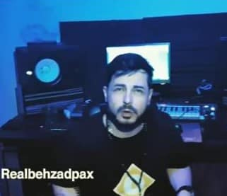 Behzad Pax – Hokm - دانلود آلبوم بهزاد پکس به نام حکم