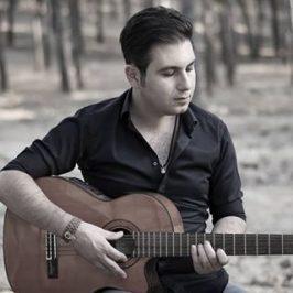 Amin Abbasi 266x266 - دانلود آهنگ علی شامانی به نام بارون دلتنگی