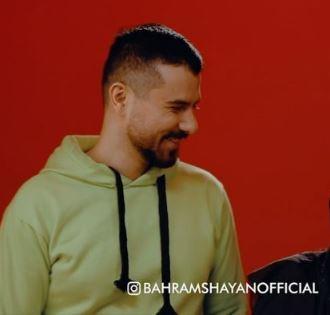 Bahram Shayan – Mikhamet - دانلود آهنگ بهرام شایان به نام میخوامت