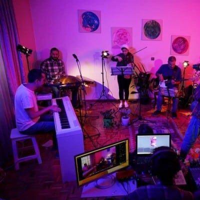 Daal Band 9 400x400 - دانلود آهنگ دال بند به نام لحظه ها را انتظارم
