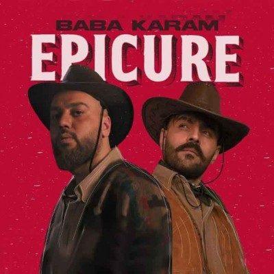EpiCure – BabaKaram 1 400x400 - دانلود آهنگ اپیکور به نام بابا کرم