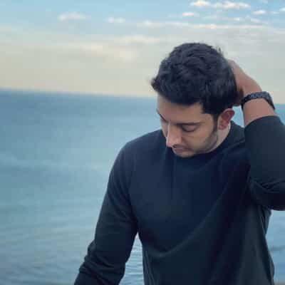Farzad Farzin – Atish 400x400 - دانلود آهنگ فرزاد فرزین به نام آتیش