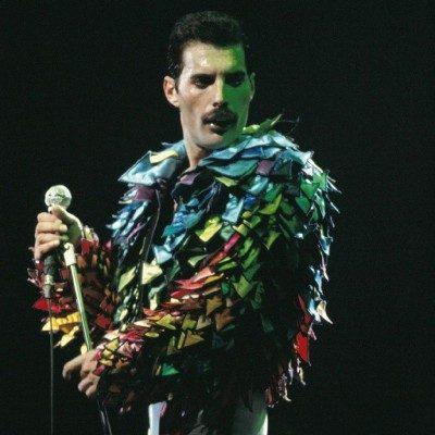 Freddie Mercury 400x400 - دانلود مجموعه کامل آهنگ های فردی مرکوری