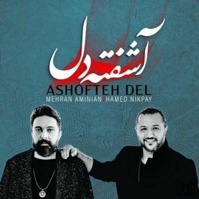 Hamed Nikpay Ft Mehran Aminian Ashofteh Del 400x400 - دانلود آهنگ حامد نیک پی به نام آشفته دل