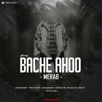 Merab Bache Ahoo 400x400 - دانلود آهنگ مراب به نام بچه آهو