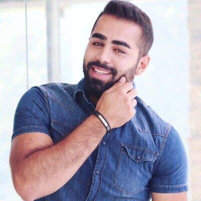 Reza Ahmadi Hashtag Ghalbami 400x400 - دانلود آهنگ رضا احمدی به نام هشتگ قلبمی