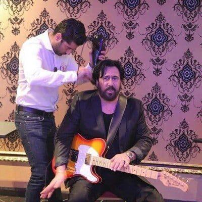 Shahram Shabpareh4 400x400 - دانلود آهنگ شهرام شب پره به نام یار شیرین سخنم