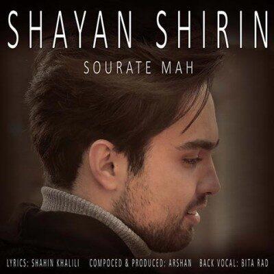 Shayan Shirin Sourate Mah 400x400 - دانلود آهنگ شایان شیرین به نام صورت ماه