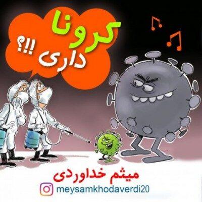meysam khodaverdi korona dari 400x400 - دانلود آهنگ کرونا داری عمه طلا