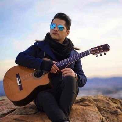 Ahmad Saeeidi 400x400 - دانلود آهنگ بیکلام احمد سعیدی من پایم