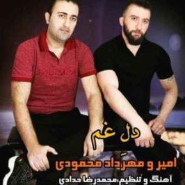 Amir Mehrdad – Dele Gham 266x266 - دانلود آهنگ کردی پوریا ملکی قمار روزگار