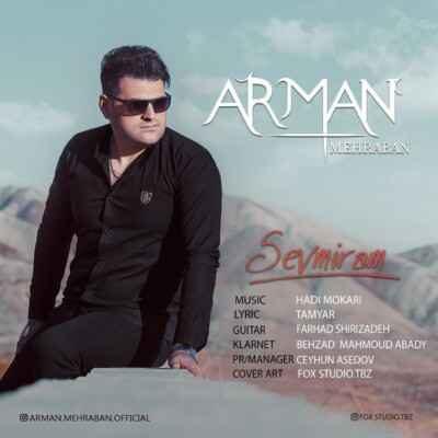 Arman Mehraban Sevmirem 400x400 - دانلود آهنگ ترکی آرمان مهربان سومیرم