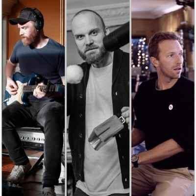 Coldplay1 400x400 - دانلود آهنگ کلدپلی Strawberry Swing