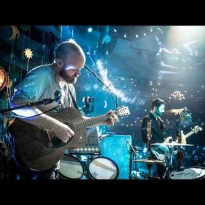 Coldplay5 400x400 - دانلود آهنگ کلدپلی Warning Sign