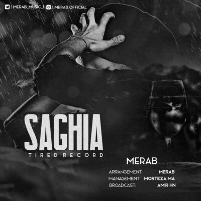 Merab Saghia 400x400 - دانلود آهنگ مراب به نام ساقیا