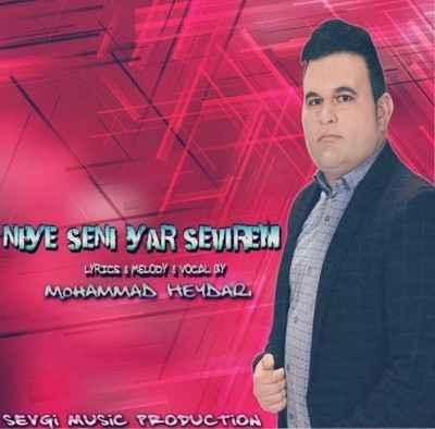 Mohammad Heydari Niye Seni Yar Sevirem - دانلود آهنگ ترکی محمد حیدری نیه سنی یار سویرم