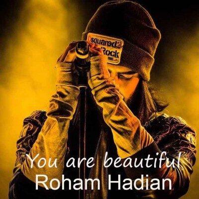 Roham Hadian 400x400 - دانلود آهنگ خارجی رهام هادیان به نام تو زیبایی